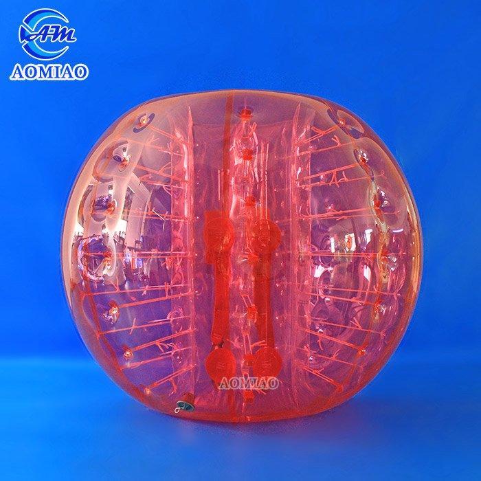 TPU Bubble Football - Full Color BS4F