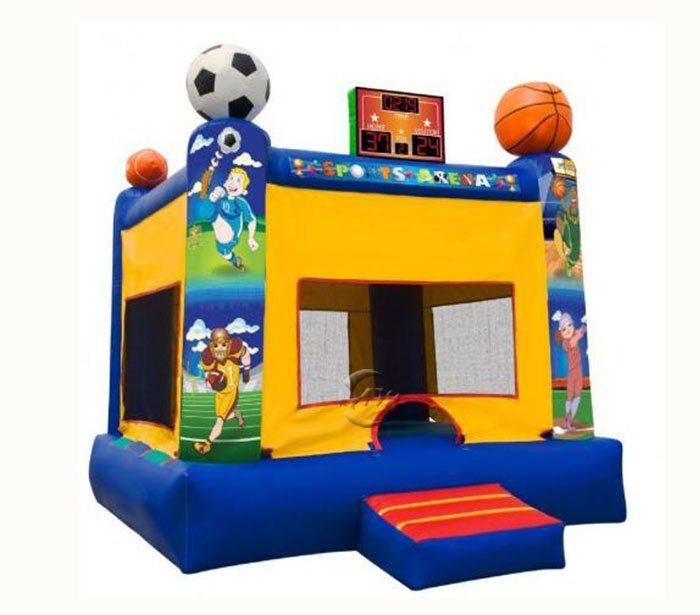 top rated bounce houses