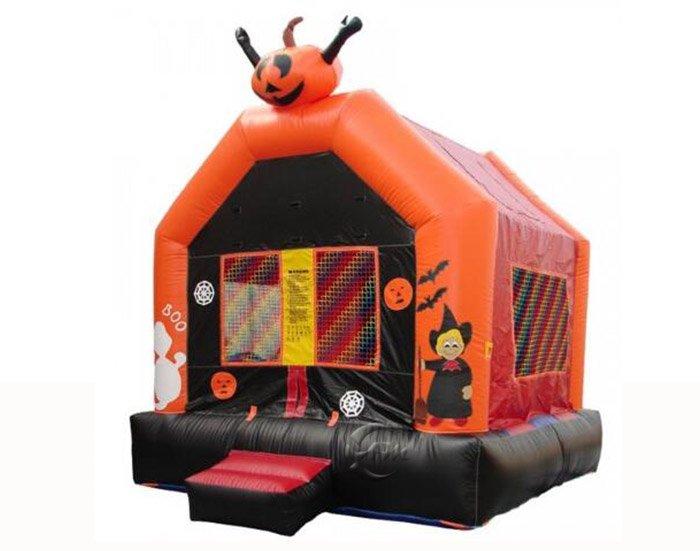large bounce house