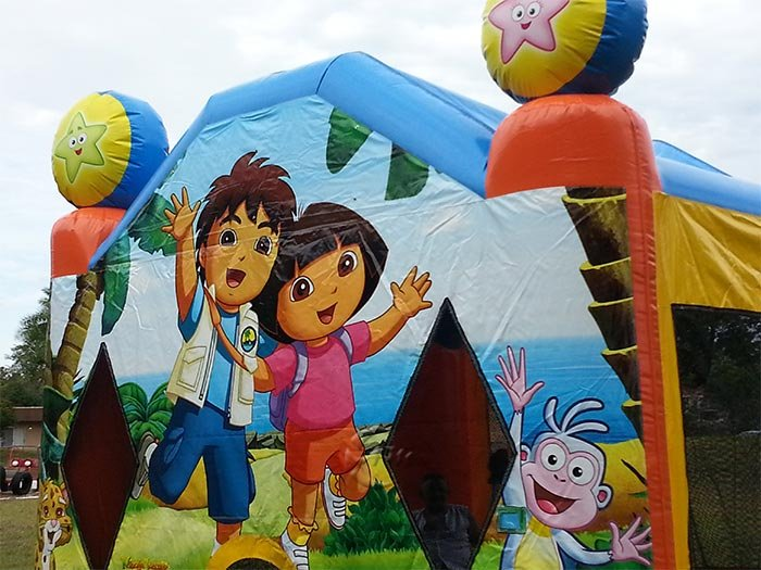 used bounce house for sale