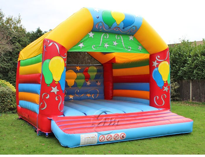 Trampoline Bounce House - Balloon