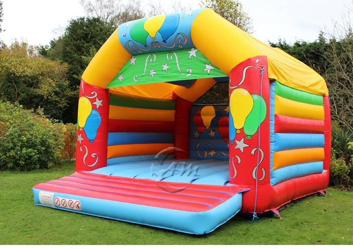 largest bounce house