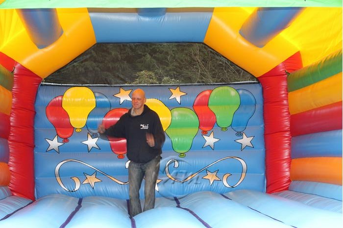 adult moon bounce