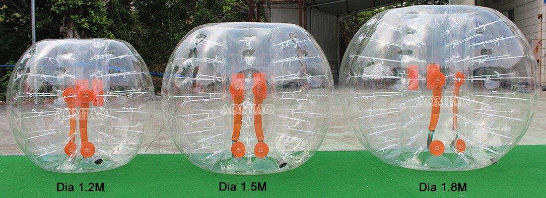 zorb bubble ball