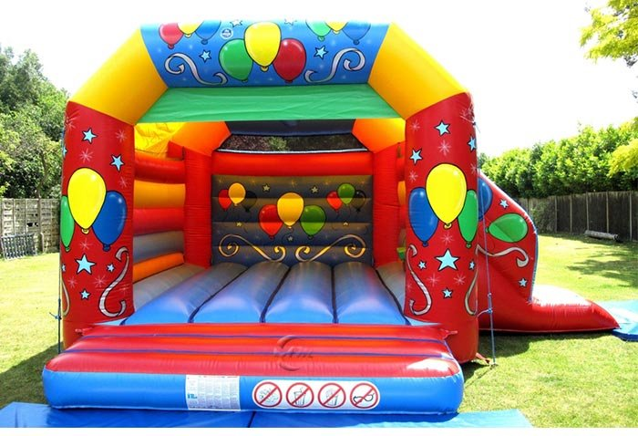 Birthday Bounce House - Balloon