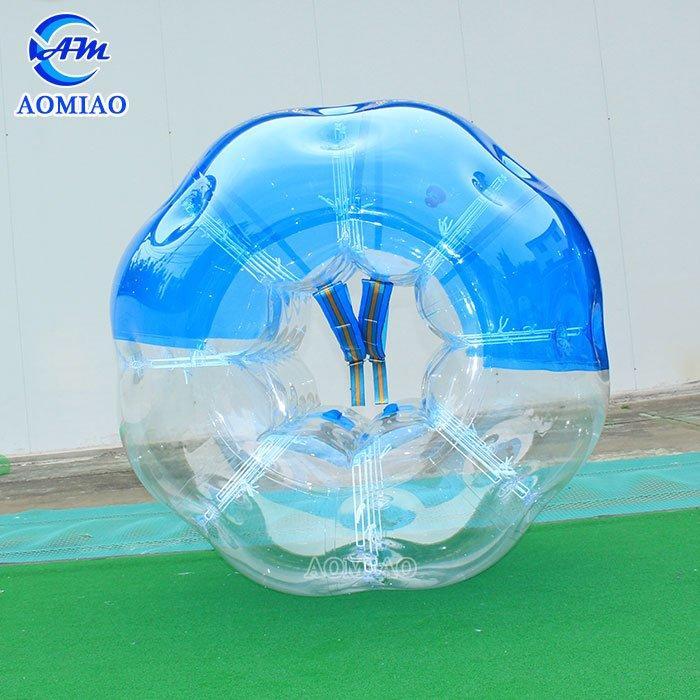 PVC Zorb Ball Soccer - Half Color BSP2H