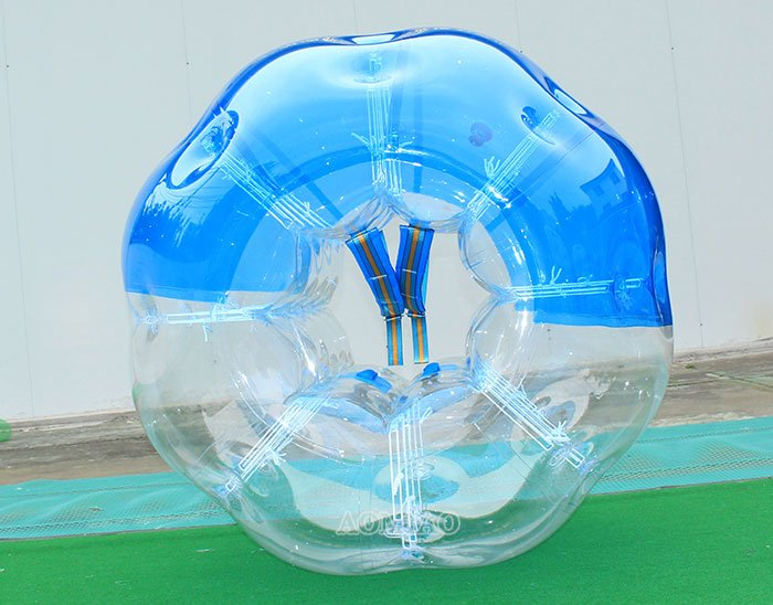 human sized bubble balls