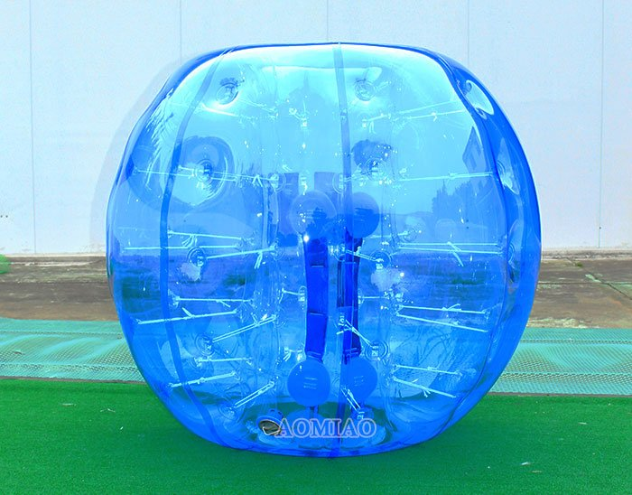 inflatable body ball