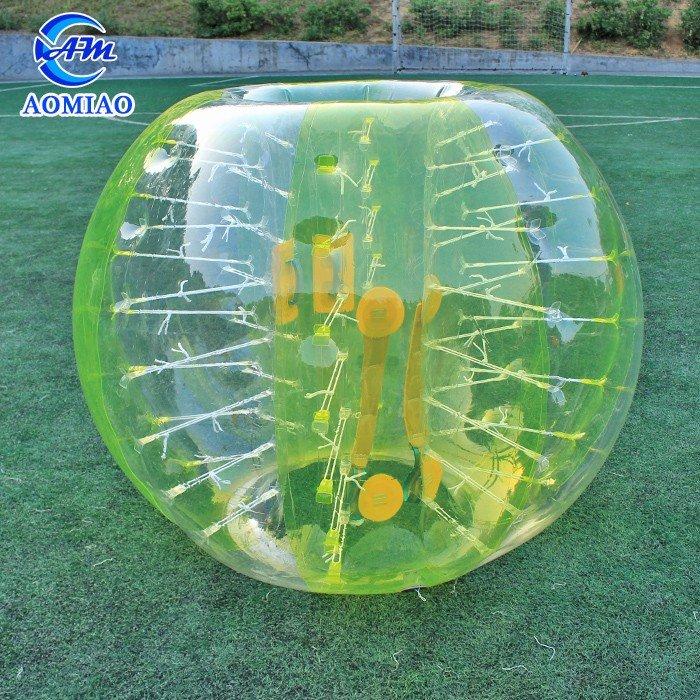 large bubble ball