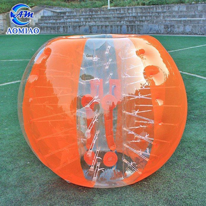 huge bubble ball