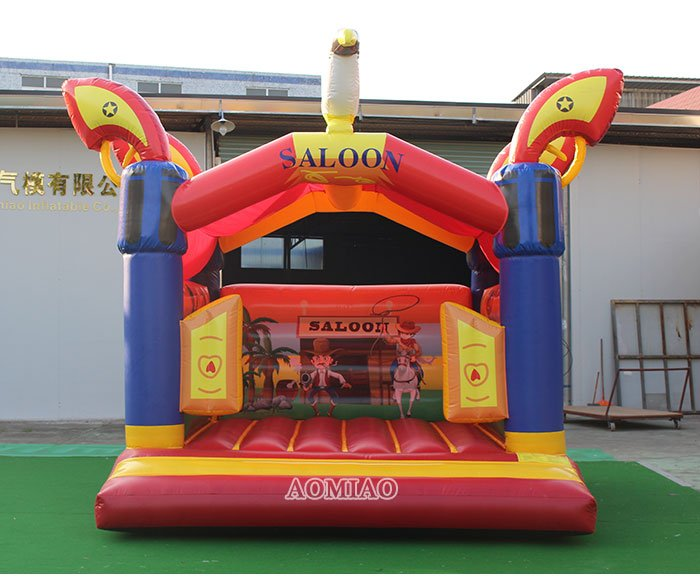 Moonwalk Bounce House - One Piece