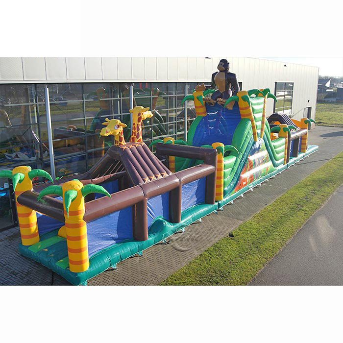 obstacle race for kids