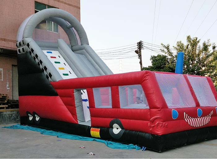 best inflatable slide