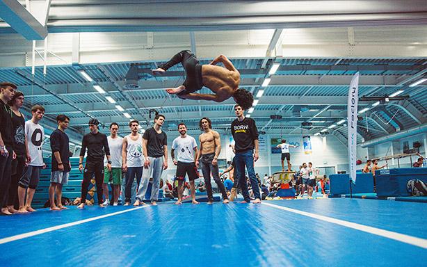 gymnastics mats for home cheap