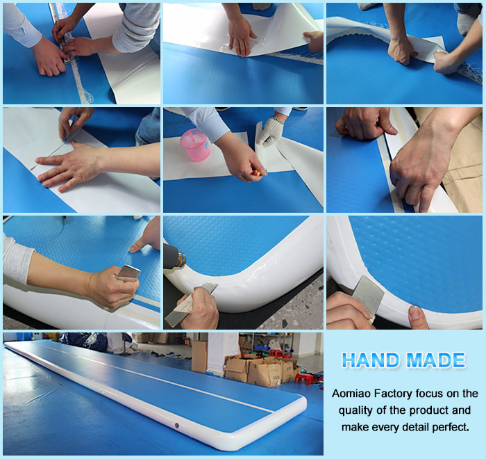 gymnastics mats for home