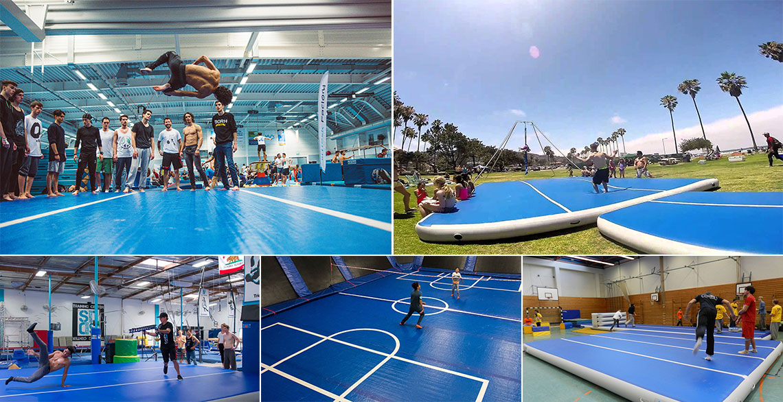 air track gymnastics for sale