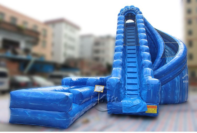 home inflatable water slides