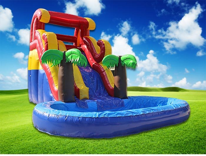 cheap water slides