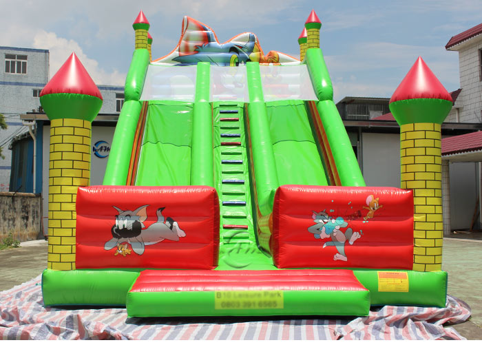 price of inflatable water slide