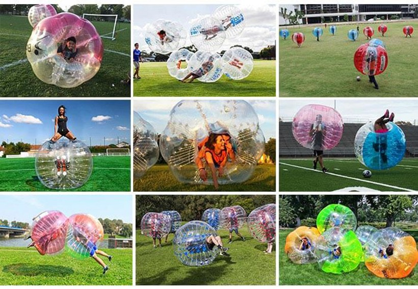 human bubble ball for sale