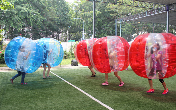 bubble soccer ball suppliers