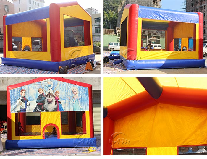 professional bounce house