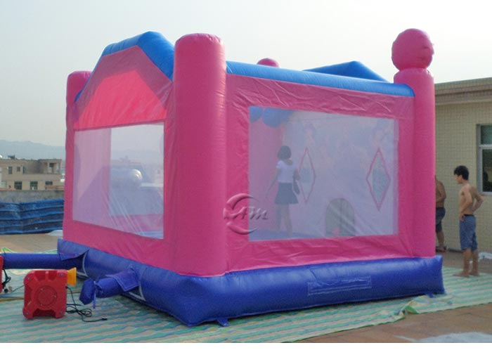 jumping bounce house