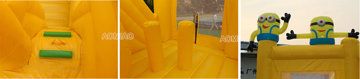 inflatable moon bounce for kids
