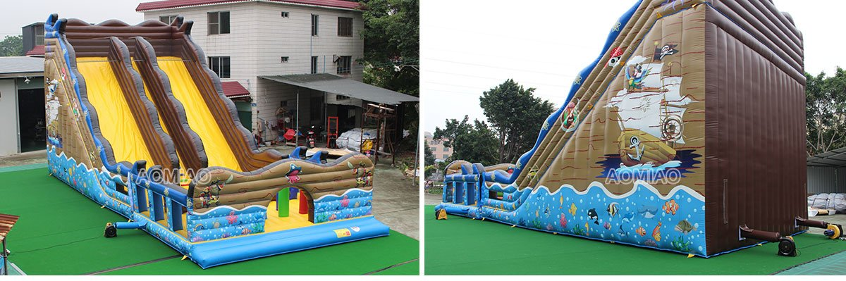 inflatable water slides for sale for adults