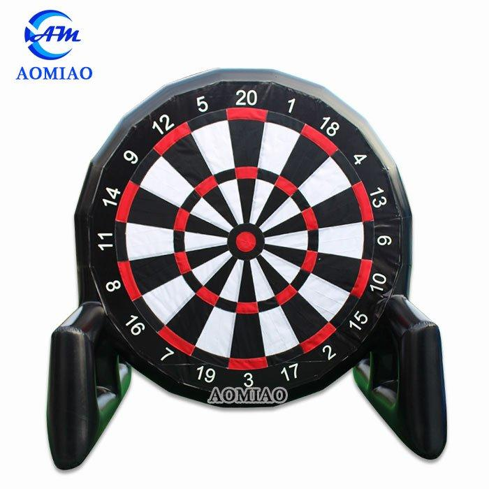Air-tight Velcro Dart Board With Balls - SD6