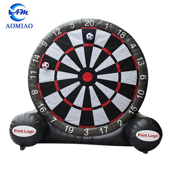 Inflatable Soccer Dart Board - SD3
