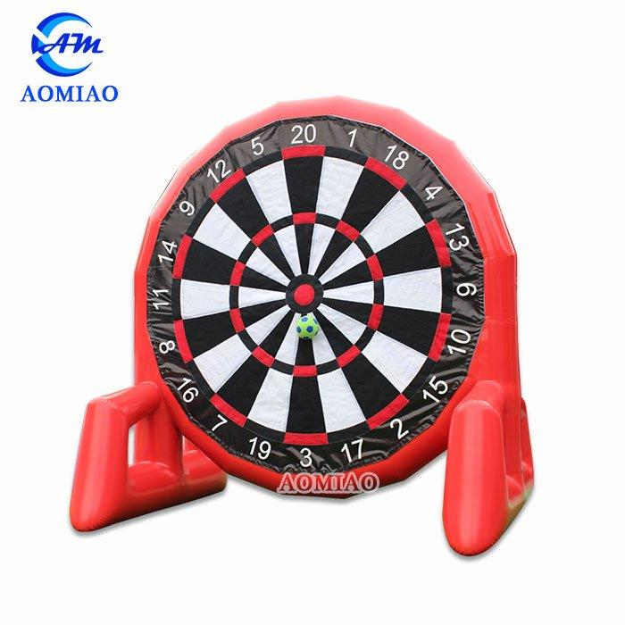 Commercial Air-tight Soccer Dart Board - SD7