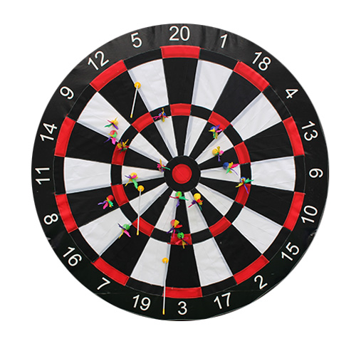 velcro dart game