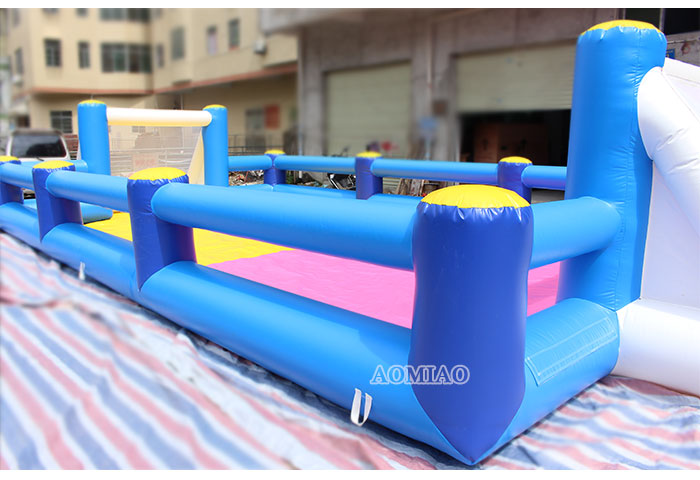 inflatable football pitch for sale