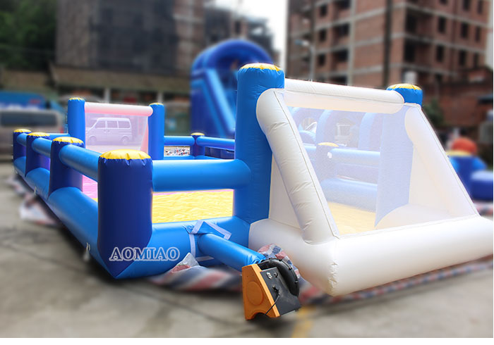 inflatable football pitch to buy