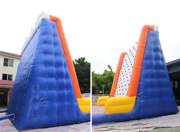 rock climbing wall inflatable