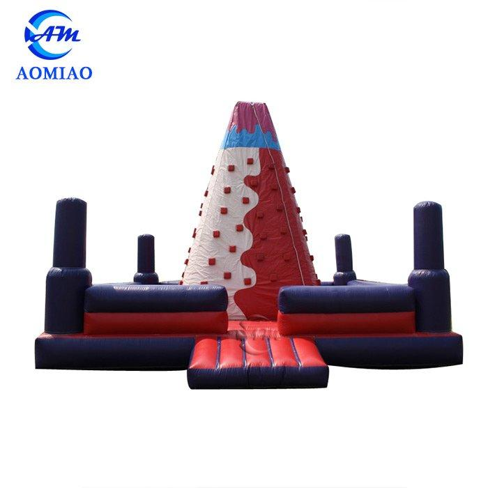 Volcano Inflatable Rock Climbing Wall - CL1704