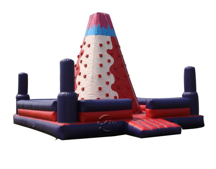 climbing wall inflatable