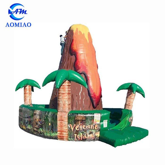 Volcanic Eruption Inflatable Climbing Mountain - CL1706