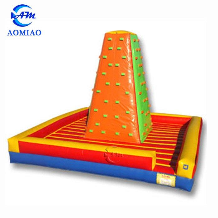 Giant Inflatable Games Kids Climbing Wall - CL1707