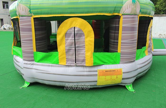 giant inflatable mole
