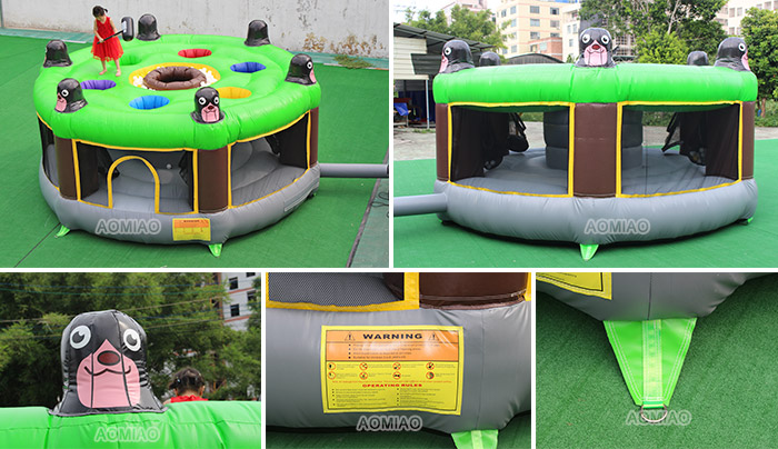 inflatable whack