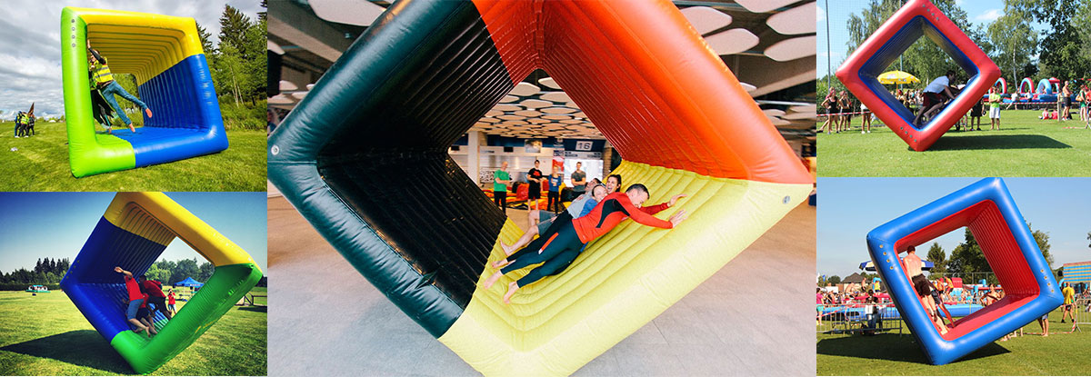 inflatable flip it