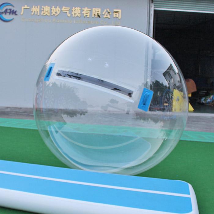 human hamster ball