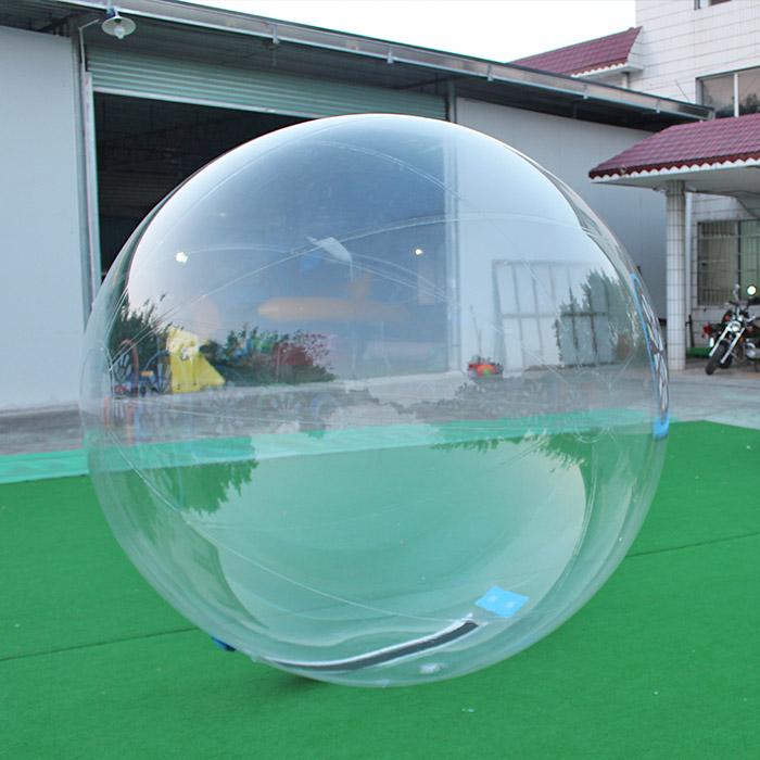 human water ball