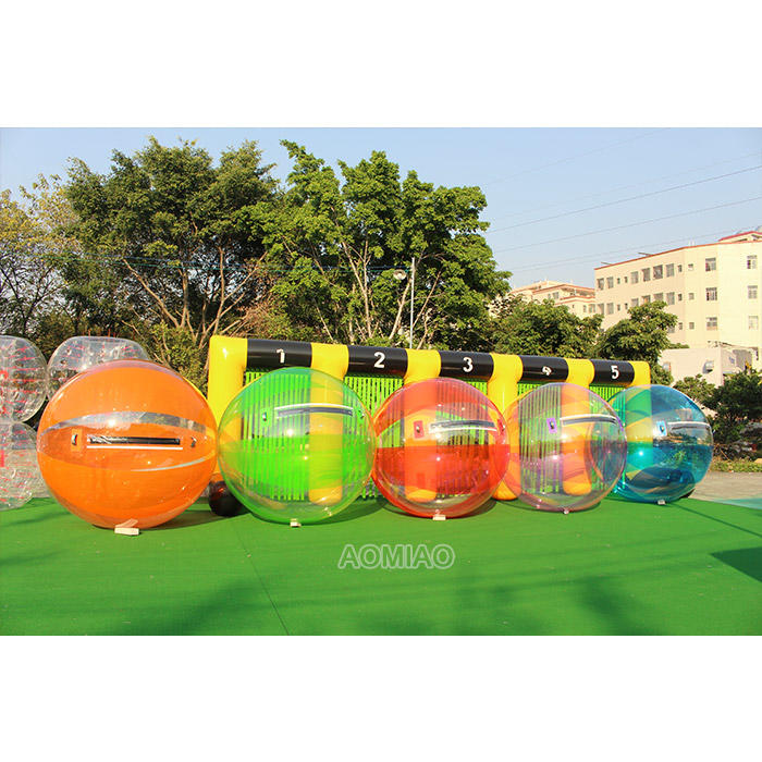 Inflatable Human Sized Hamster Ball Pool Toys Water Ball - Color and Cear WB2