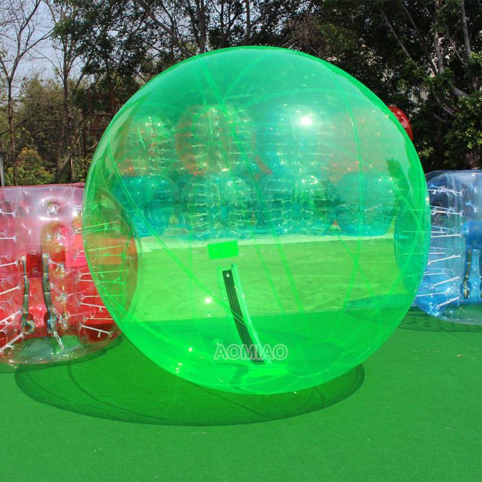 Green Giant Inflatable Water Walking Ball Zorbing Human Hamster Ball - WB3g