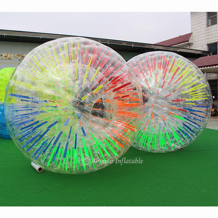 Fluorescent Light Giant Human Hamster Zorb Ball - ZB3