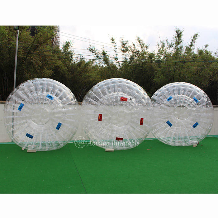 Transparent Inflatable Zorb Ball Human Sized Hamster Ball - ZB1