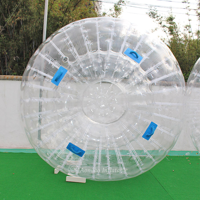 giant inflatable hamster ball